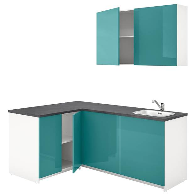 kitchen set ikea biru (1)