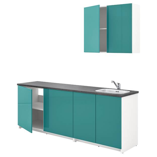 kitchen set ikea biru (3)