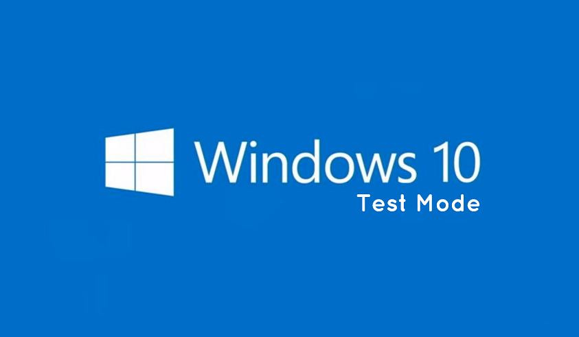 Cara Menghilangkan Test Mode di Windows 10